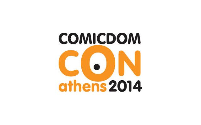 Comicdom Con Athens 2014: Η γιορτή των comics επιστρέφει