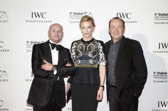 «Συμμαχία» IWC Schaffhausen – Φεστιβάλ Κινηματογράφου της Ζυρίχης