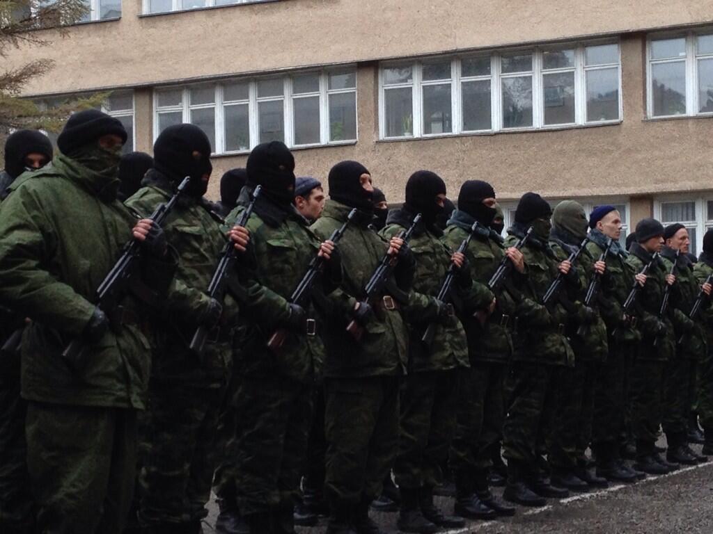 Σε πολεμική ετοιμότητα η Κριμαία