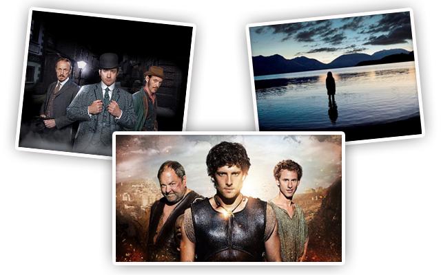 Ο OTE TV φέρνει τις καλύτερες βρετανικές σειρές στην οθόνη σας