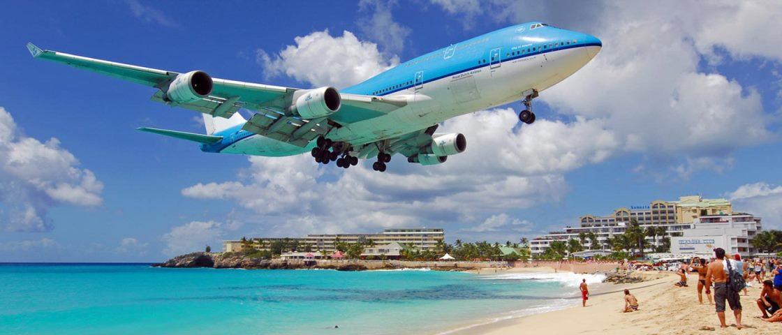 Η καλύτερη θέα στην προσγείωση