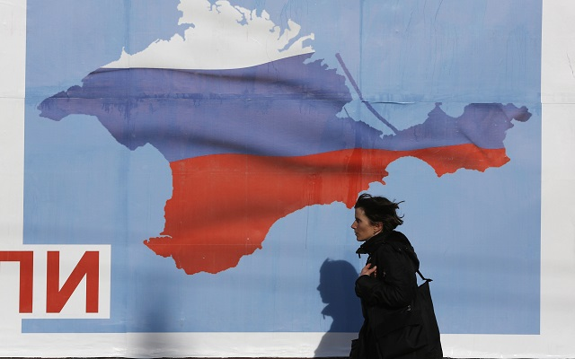 Όλο και πιο κοντά στη Ρωσία βρίσκεται η Κριμαία