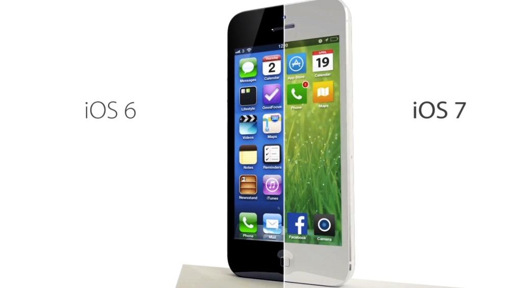 Apple: Ανακοίνωσε την αναβάθμιση iOS7.1 για κινητές συσκευές