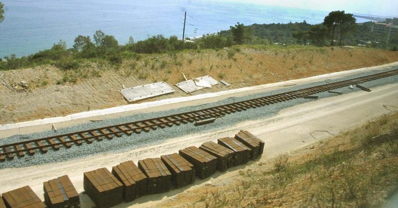 ΜΕΤΚΑ: Προσωρινός ανάδοχος στο σιδηροδρομικό έργο Κιάτο-Ροδοδάφνη
