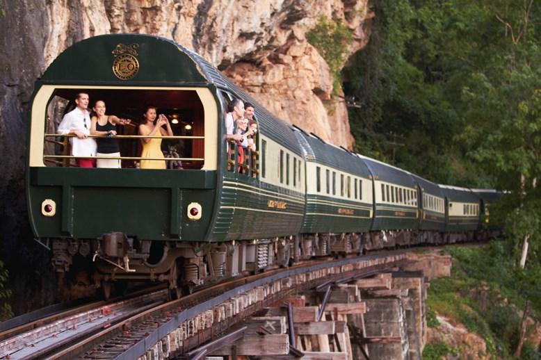 Υπέροχες σιδηροδρομικές διαδρομές