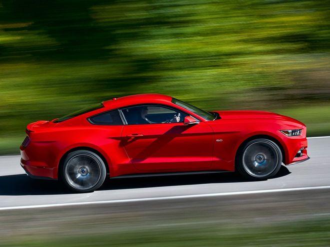 Ford Mustang: Το αυτοκίνητο με τα περισσότερα like στο Facebook