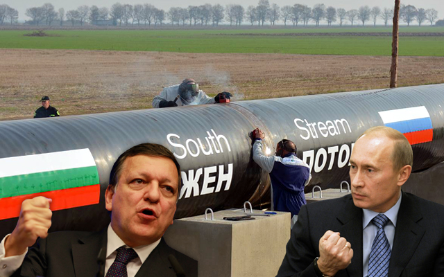 Χτύπημα της Κομισιόν στη Ρωσία: Παγώνει τον South Stream