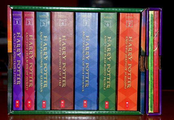 Διαβάστε ολόκληρο το βιβλίο του Harry Potter μέσα σε μία ώρα