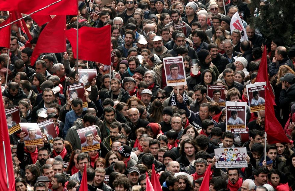Νέα έκρηξη βίας στην Τουρκία