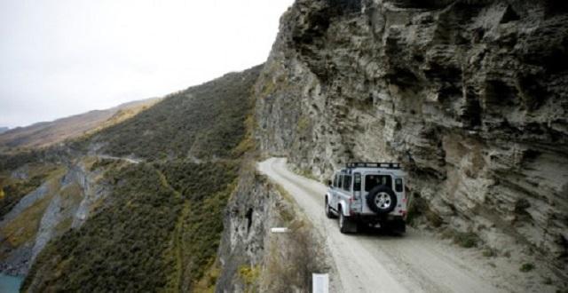 Ελληνικός δρόμος στη λίστα των πιο επικίνδυνων του κόσμου