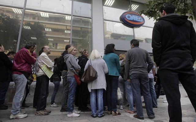 Ελλάδα 2014: 1,3 εκατ. άτομα ψάχνουν δουλειά και δεν βρίσκουν