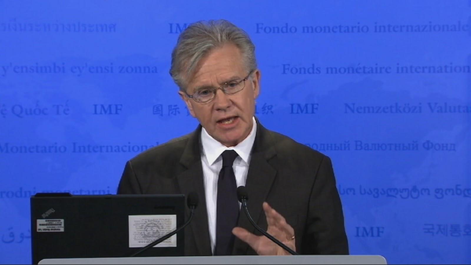 Ερμητικά κλειστά τα χαρτιά του ΔΝΤ για την Ελλάδα