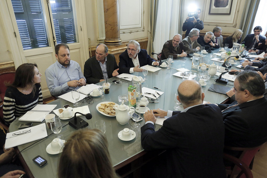 Προς συμφωνία για τη νέα Εθνική Γενική Συλλογική Σύμβαση Εργασίας
