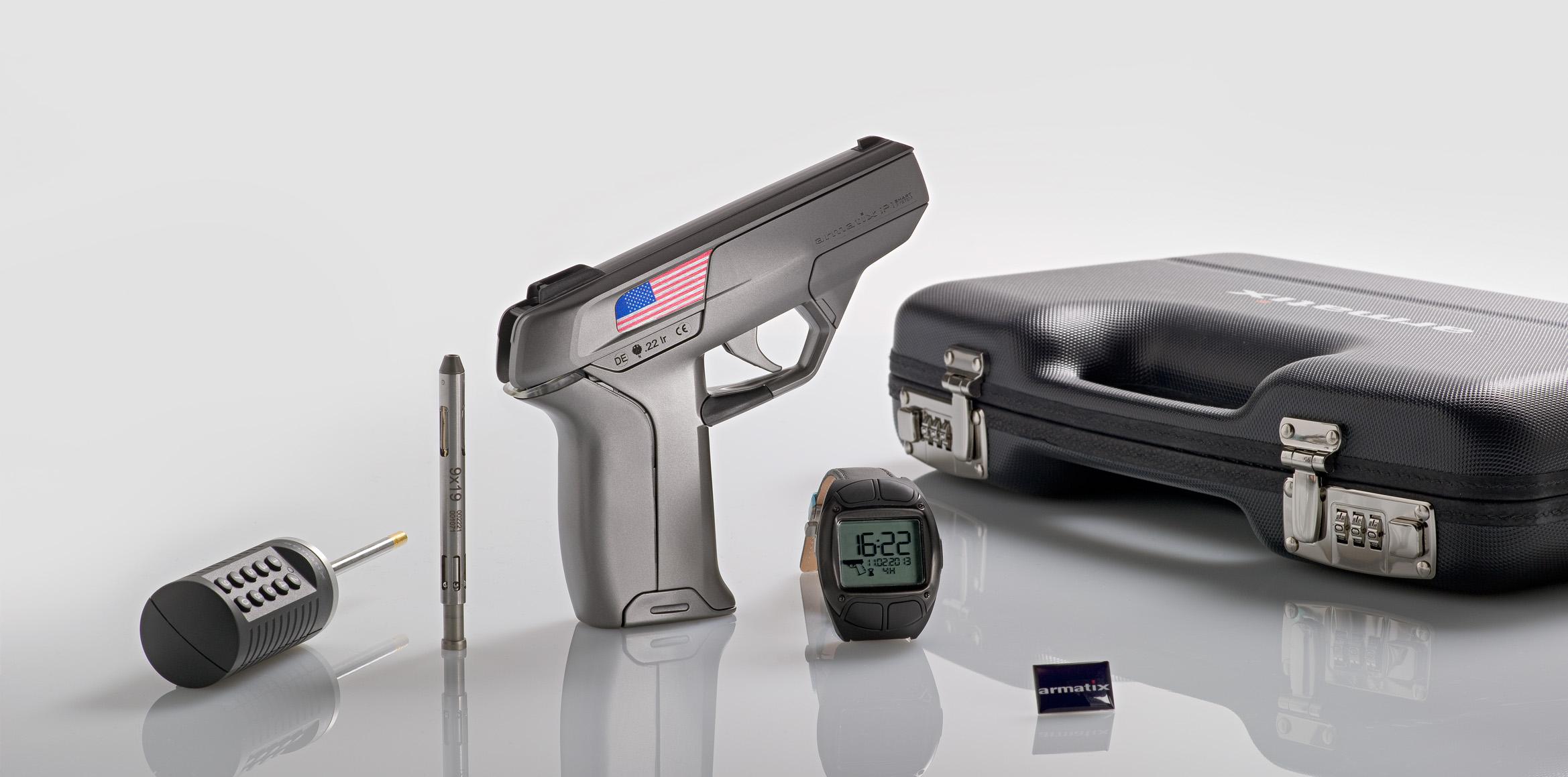 Πρεμιέρα για το πρώτο «έξυπνο» όπλο