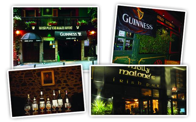 Saint Patrick's Day: Που να γιορτάσετε σαν Ιρλανδοί στην Αθήνα