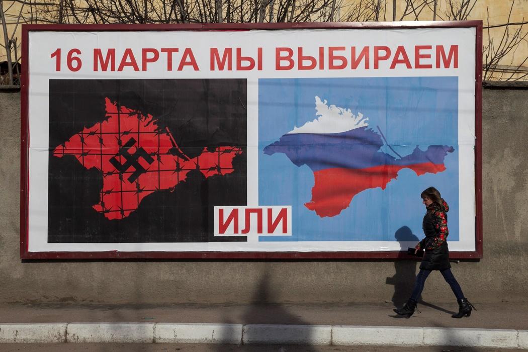 Κριμαία: Λίγες ώρες πριν το κρίσιμο δημοψήφισμα