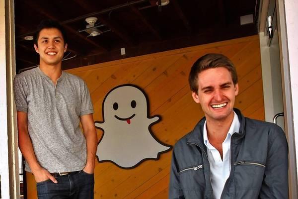 Αντίστροφη μέτρηση για την «επανάσταση» του Snapchat