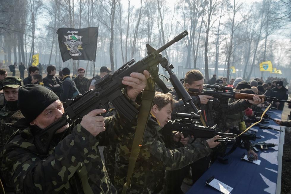 Χάρκοβο: Δύο νεκροί από συγκρούσεις εθνικιστών – φιλορώσων