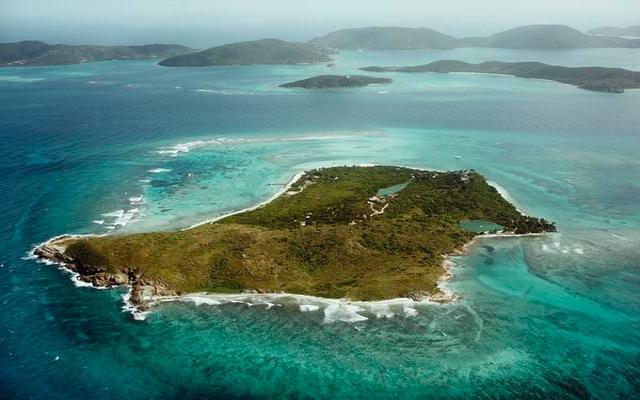Το «μαγικό» νησί του Σερ Ρίτσαρντ Μπράνσον