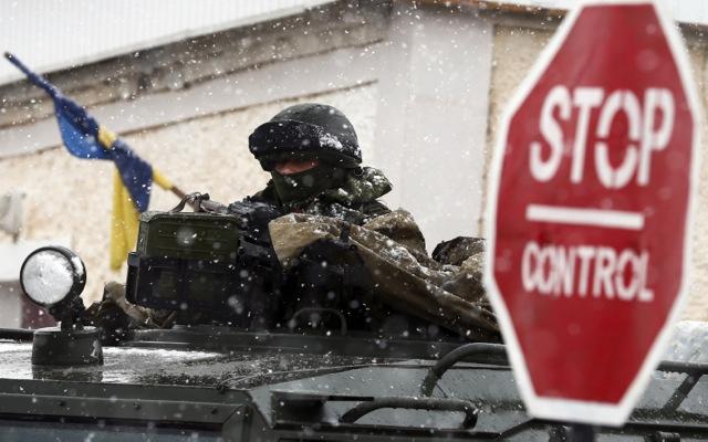 Συμφωνία προσωρινής εκεχειρίας Ουκρανίας-Ρωσίας