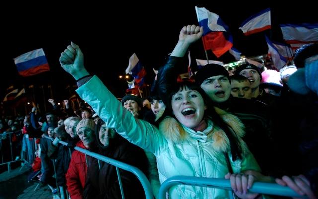 Η Ρωσία προχωράει στην άμεση προσάρτηση της Κριμαίας