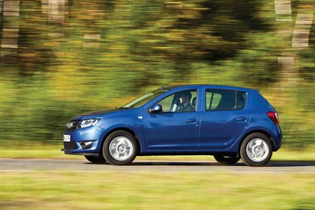 Η Dacia ετοιμάζει το supermini των 5.000 ευρώ