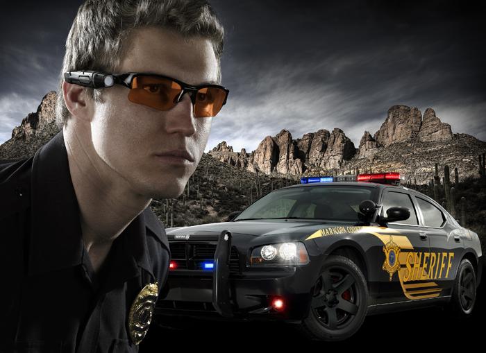 Έτοιμη η αστυνομία για Google Glass;