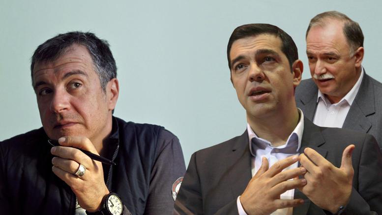 """ΣΥΡΙΖΑ: «Το """"Ποτάμι"""" θα ξεφουσκώσει»"""