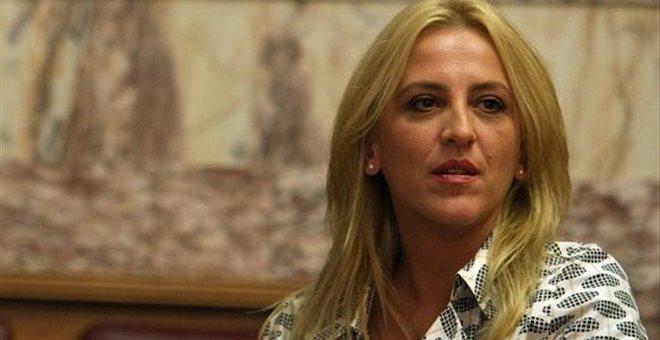 Παραιτήθηκε από βουλευτής του ΣΥΡΙΖΑ η Ρένα Δούρου