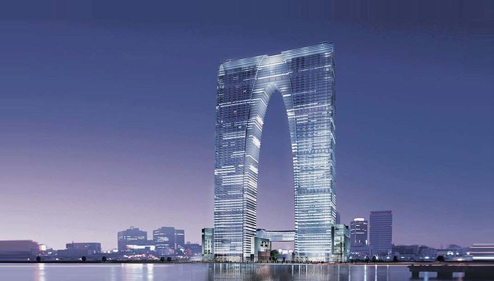 Τα εντυπωσιακότερα κτήρια με… τρύπες