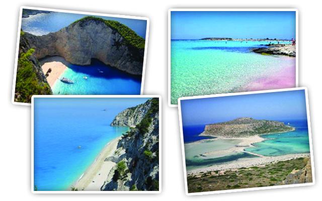 Αυτές είναι οι καλύτερες παραλίες του κόσμου