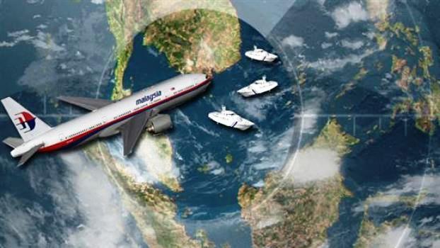 Βρέθηκαν αντικείμενα που ίσως ανήκουν στο Boeing