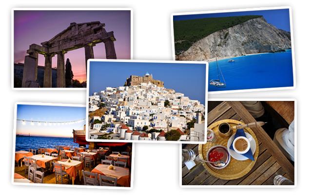 Ελλάδα: 49 λόγοι που την κάνουν ασύγκριτη