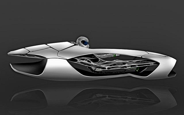 Ήρθε η ώρα του 3D printed αυτοκινήτου