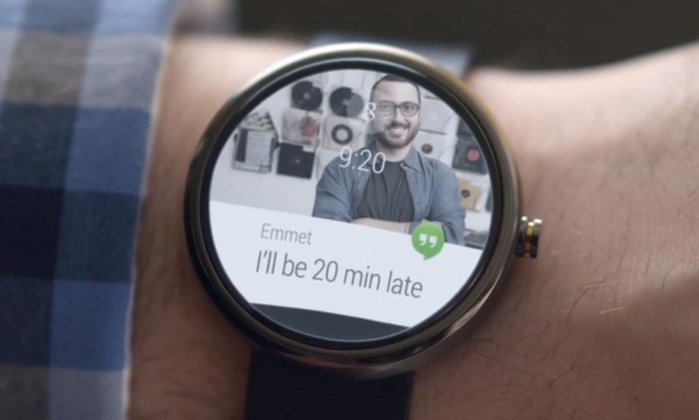 Λειτουργικό σύστημα για «έξυπνα» ρολόγια από την Google