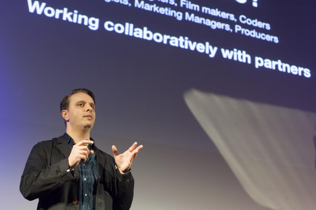 O Έλληνας που λάνσαρε το Google+ στο Cosmote StartUP