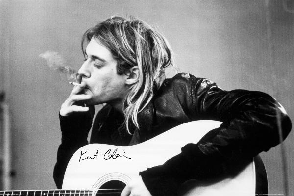 Φωτογραφίες από το σημείο της αυτοκτονίας του Kurt Cobain στο φως