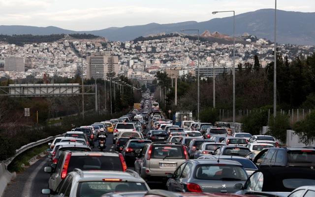 Μείωση των ανασφάλιστων οχημάτων μετά τη νέα νομοθεσία