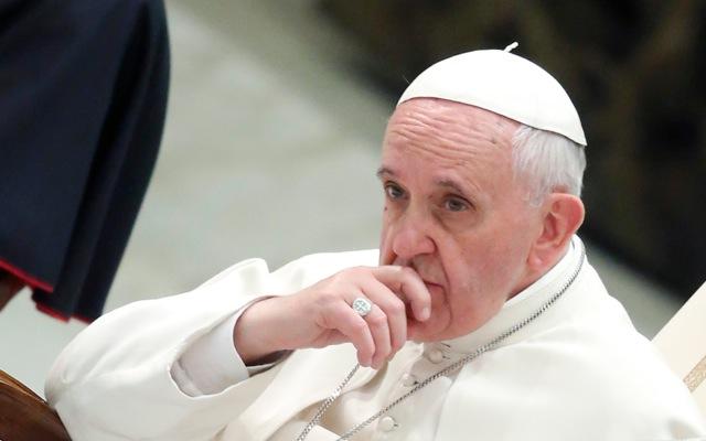 Έκκληση του Πάπα στην ιταλική Μαφία