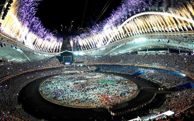 Το ΟΑΚΑ μέσα στα θαύματα της Ολυμπιακής Αρχιτεκτονικής
