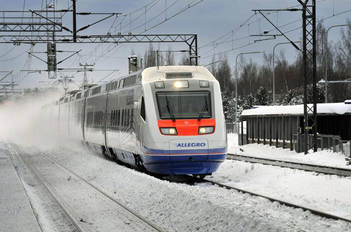 Πρωτιά στις μετακινήσεις με τρένο έχουν οι Αυστριακοί