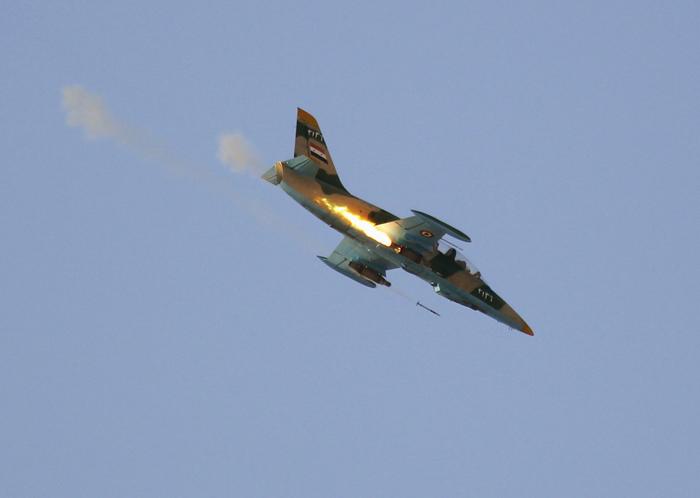 Κατάρριψη συριακού αεροσκάφους από τις τουρκικές δυνάμεις