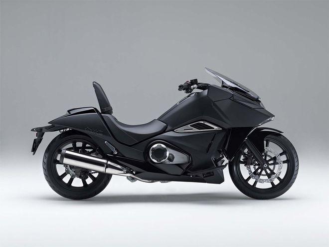 Η «μοτοσυκλέτα του Batman» από την Honda