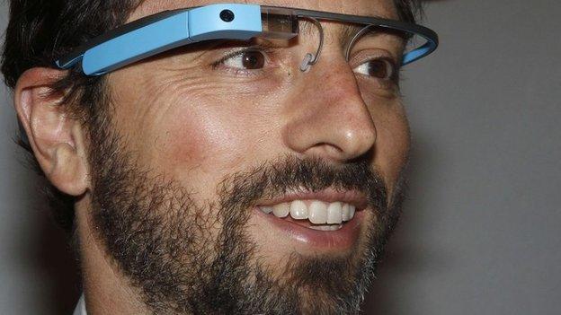 Google Glass με ιταλική υπογραφή