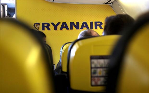 H Ryanair μοιράζει νέα εισιτήρια των 9,99 ευρώ