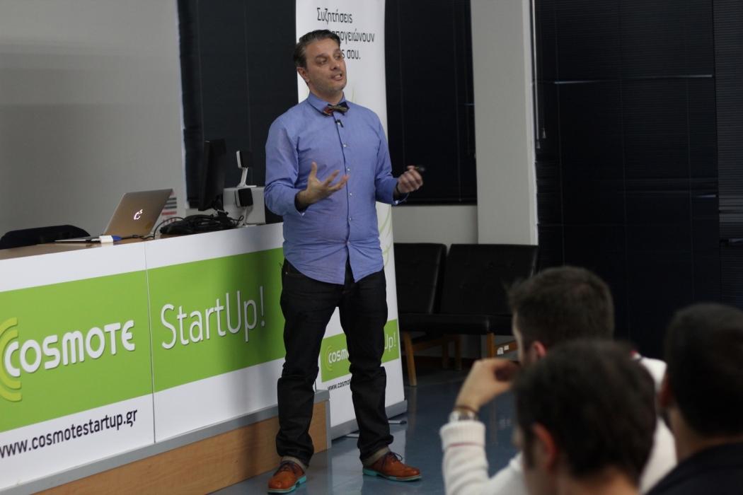 Στιβ Βρανάκης: «Η Ελλάδα μπορεί να γίνει Startup Nation»!