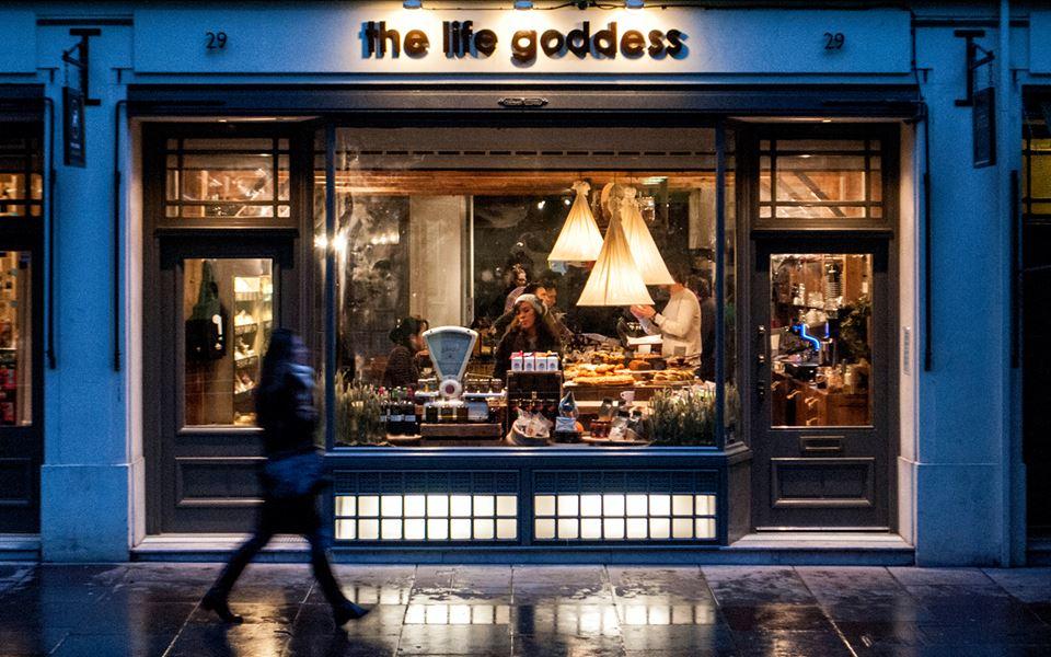 Θεϊκή ελληνική απόλαυση στην καρδιά του Λονδίνου