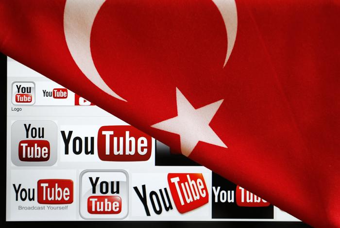 Παραμένει αποκλεισμένο το YouTube στην Τουρκία