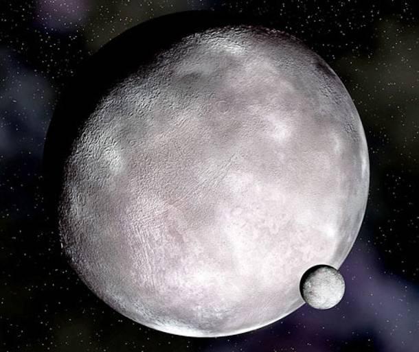 Νέο ουράνιο σώμα ανακαλύφτηκε έξω από το ηλιακό σύστημα