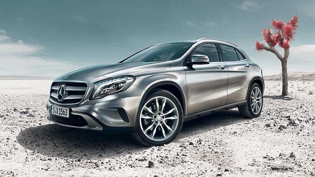 Το νέο compact SUV της Mercedes είναι εδώ!